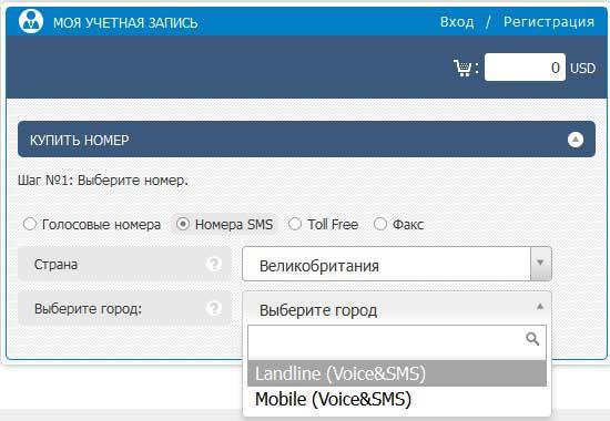 Программы для виртуального номера телефона смс